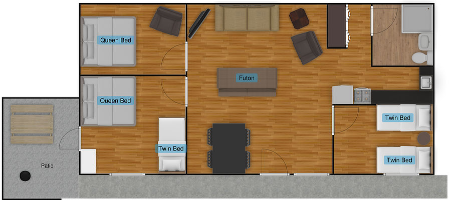 Apt Floor Plan